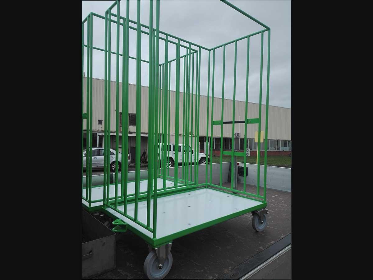CHARIOT-TRANSPORT-luxmeca-acier